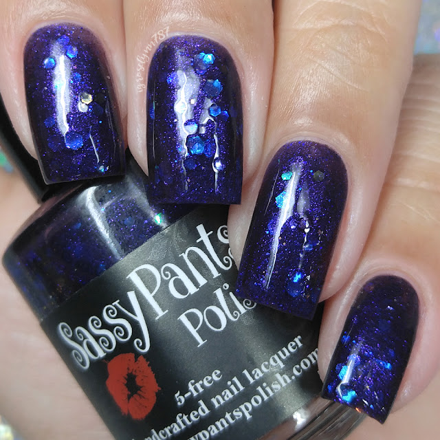 Sassy Pants Polish - Shimmy & Shine