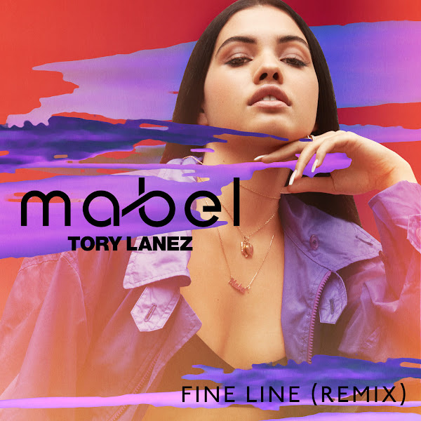 Mabel - Fine Line (feat. Tory Lanez) [Remix] - Single Cover