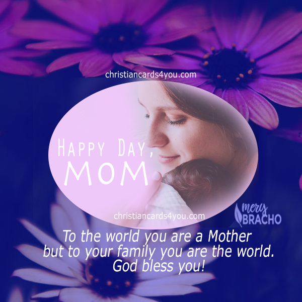 nice image happy mothers day quotes mom God bless you