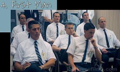 First Man 2018 movie Ryan Gosling