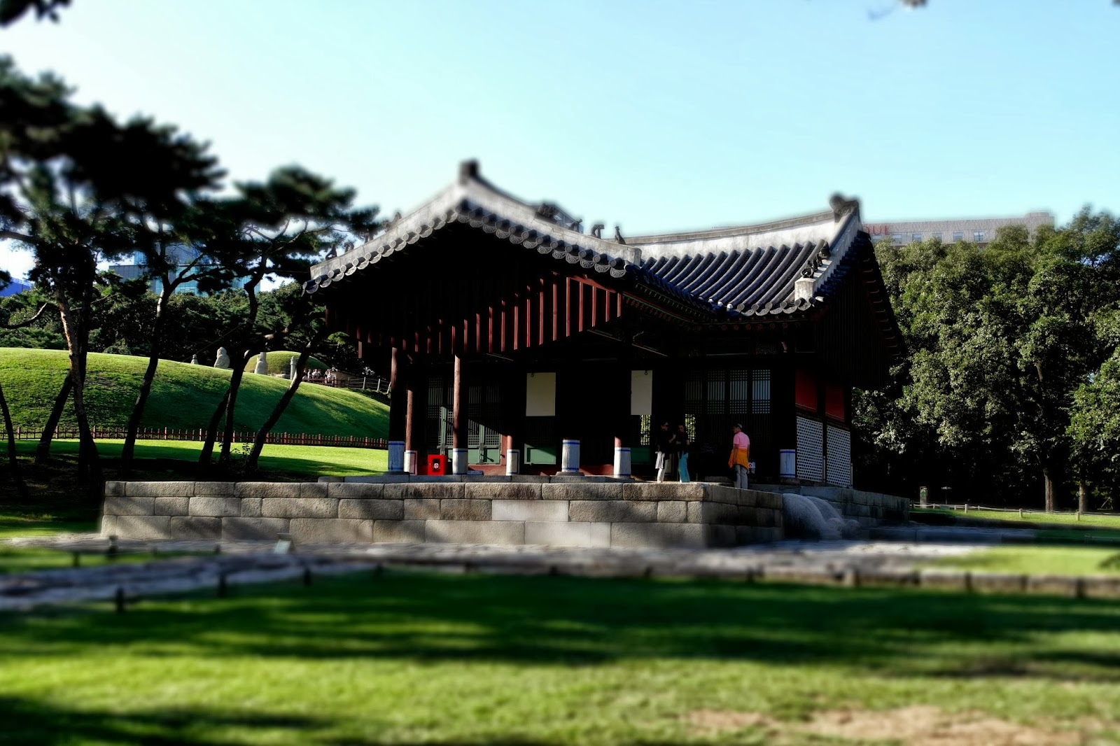 Park Samneung | Things to do in Gangnam