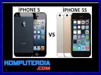 8 Perbedaan Iphone 5 Dan 5S Yang Harus Diketahui