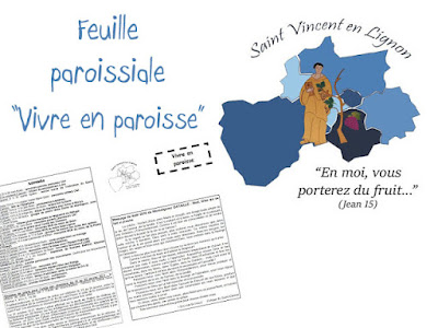 feuille paroissiale d'avril 2018