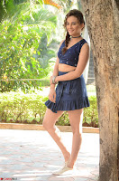 Seerat Kapoor Stunning Cute Beauty in Mini Skirt  Polka Dop Choli Top ~  Exclusive Galleries 051.jpg