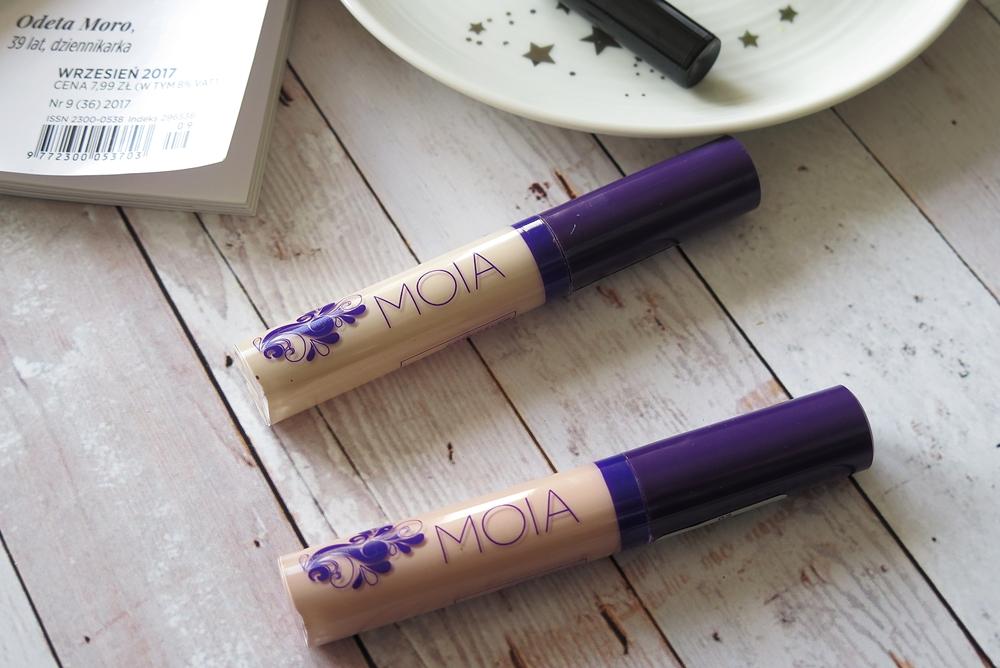 Monday Post | MOIA, korektor w płynie czy kredce?