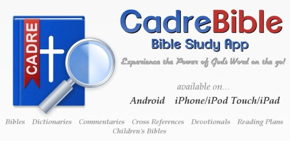CadreBible App for Android