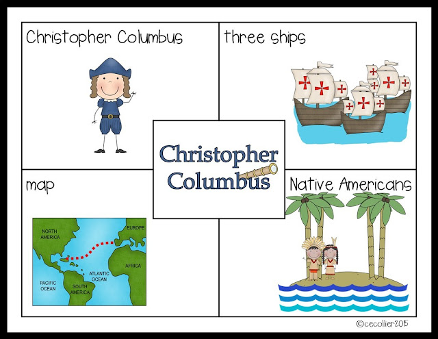 Christopher Columbus for kindergarten could be a stretch, but using books, songs, art and writing can help this historical person come to life.
