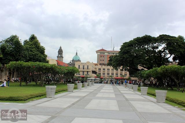 Fort Santiago Entrance Fee 2020