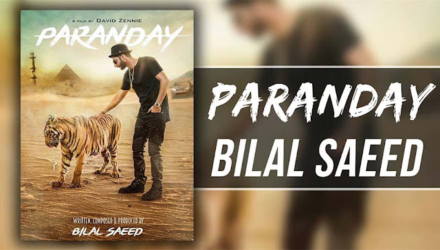 PARANDAY Guitar Chords, Punjabi song by BILAL SAEED