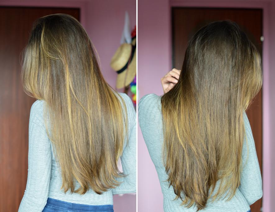 pielęgnacja moich włosów
