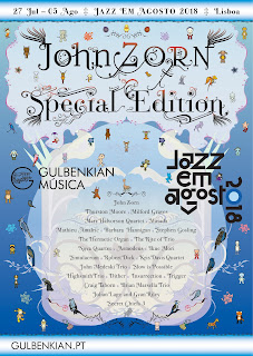 Fundação Calouste Gulbenkian Apresenta Jazz em Agosto Com Cinema!