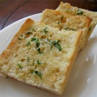 QUICK AND EASY PARMESAN BREAD