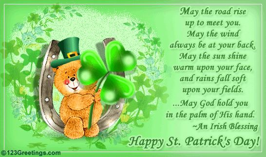 Happy St Patricku0027s Day SMS Messages Wishes Greetings | Love Messages