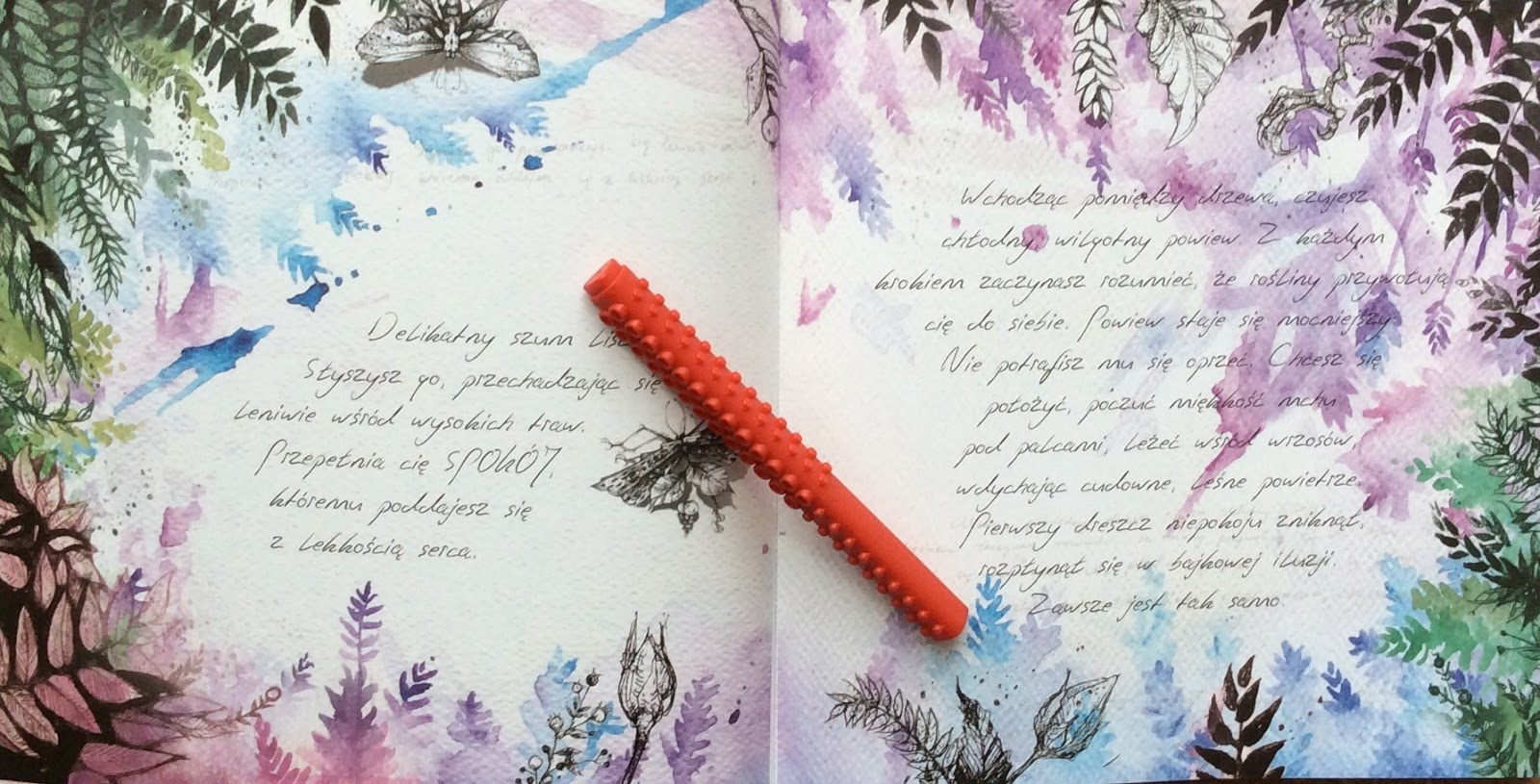 Colouring with Prue Po drugiej