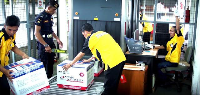 Alamat Pandu Logistics di Bandung