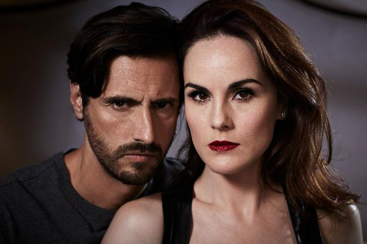"Good Behavior - Advance Preview - ""Be in Awe of Michelle Dockery"" + POLL"