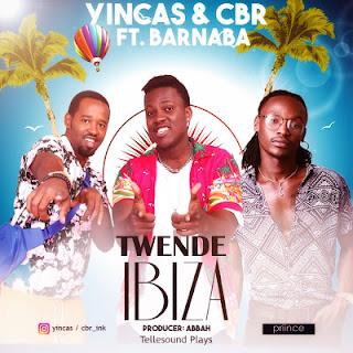 Yincas & CRB Ft. Barnaba - Twende Ibiza