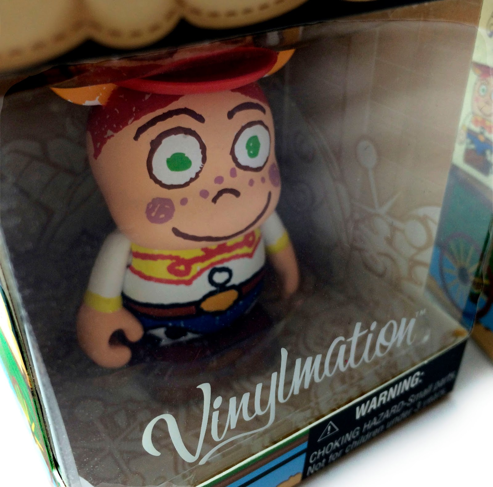 "Toy Story Mania Andy ""Crayon Drawings"" Vinylmations"