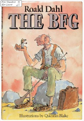 Resultado de imagem para o bom gigante amigo livro