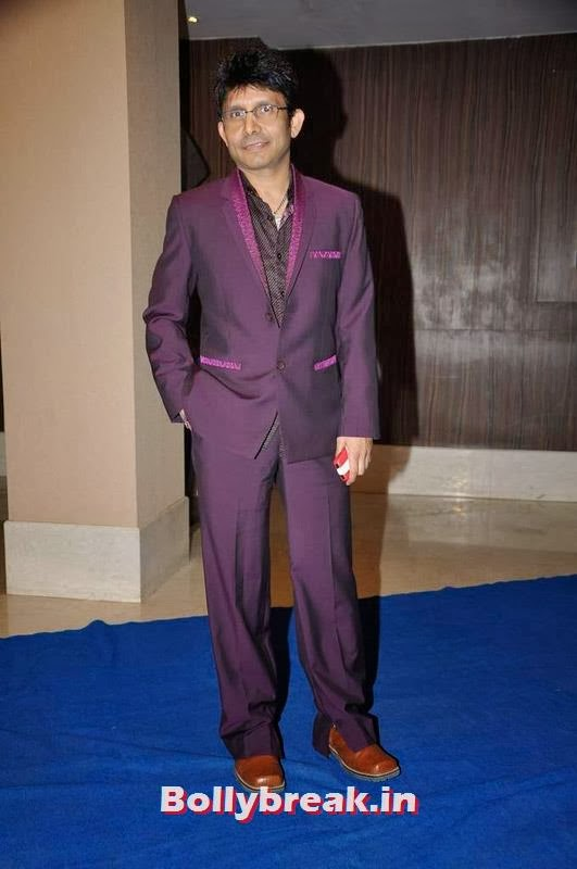 Kamaal R Khan, Sophie, Manjari at Toshi Sabri's Wedding Pics