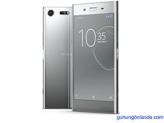 Cara Flashing Sony Xperia XZ Premium G8141