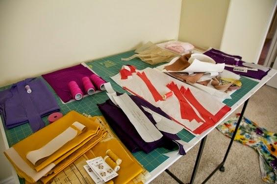 Garment Assembling
