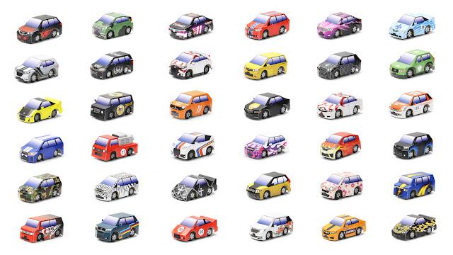 ホンダ、ネット経由で遠隔操作するミニカーのドラッグレース大会を開催。