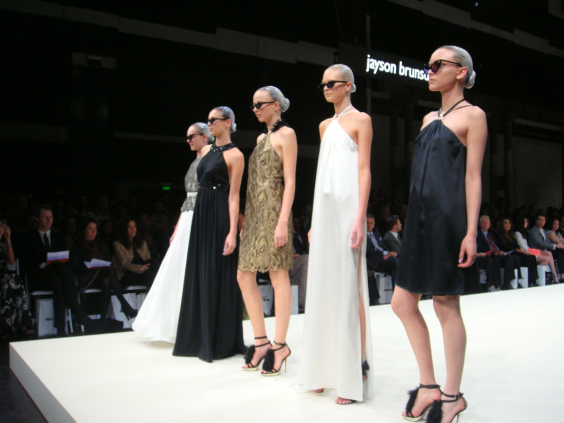 April Rose Pengilly Myer S S 11 12 Collections Show