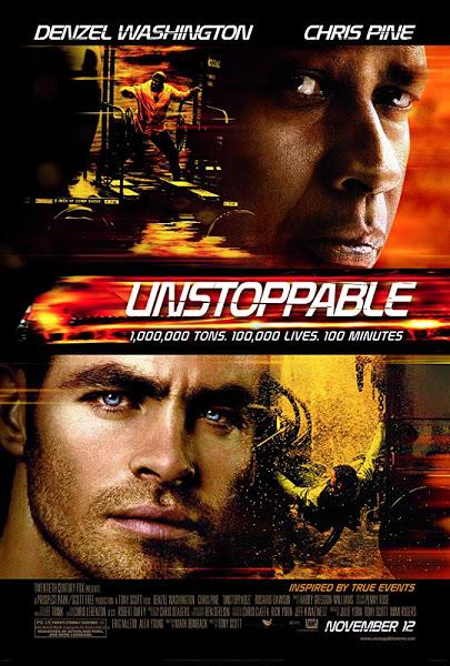Unstoppable (2010) Dual Audio Hindi 300MB BluRay 480p x264 Full Hindi Movie