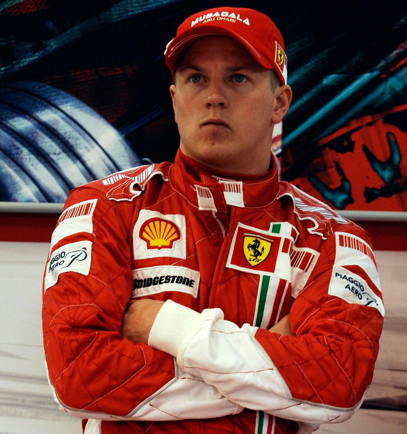 Kimi Räikkönen Pituus