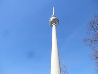 Berlino torre della televisione