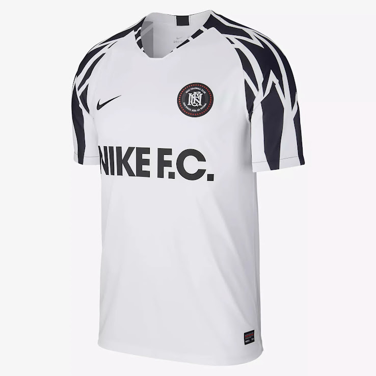 differently fcfe2 c3a9f Nigeria Style - 2 Stunning Nike F.C. 2018-19 Jerseys ...
