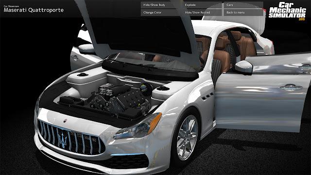 Car Mechanic Simulator 2015 - Visual Tuning Download