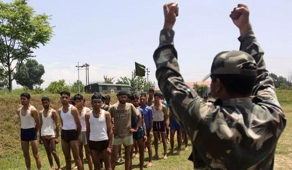 Sahibzada Ajit Singh Nagar  Army Rally, Indian Army Rally, Open Bharti Rally