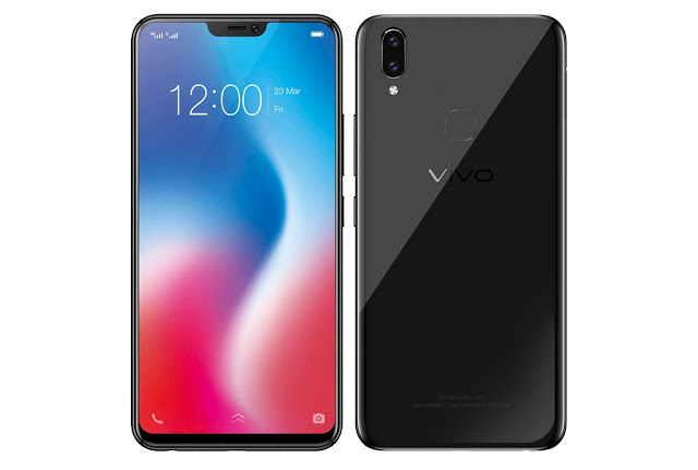Vivo V9 Launched