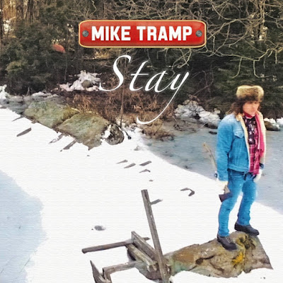 mike tramp - stay - single cover - 2016