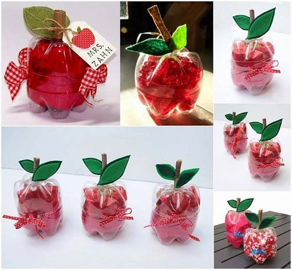 plastic bottle craft