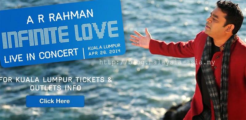 Malaysia AR Rahman Live Show
