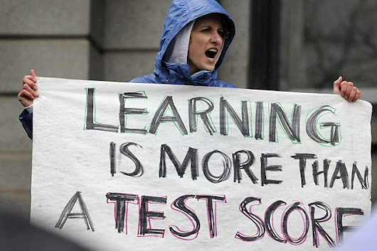 The Folly of Test and Punish Education Reform