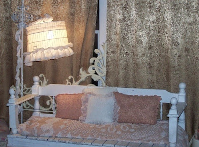 shabby chic paint colors ideas
