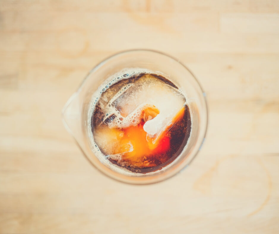 How To Stop Feeling Guilty About Spending Money On Yourself | No matter what you choose coke or cola, it looks the same in a glass!