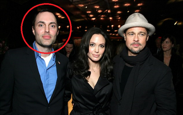 السبب الحقيقي الصادم وراء طلاق أنجلينا وبراد بيت ..شقيقها هو السبب الحقيقي