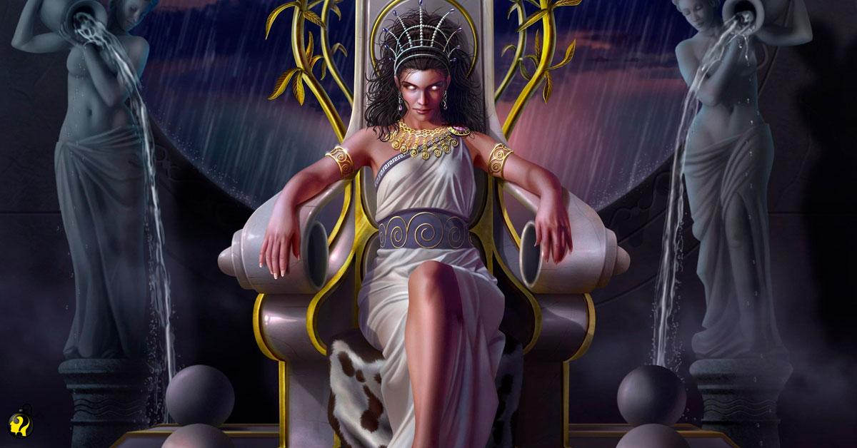 Hera - Deusa Grega (História)