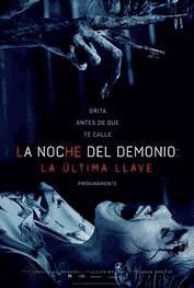La Noche del Demonio 4: La Ultima Llave
