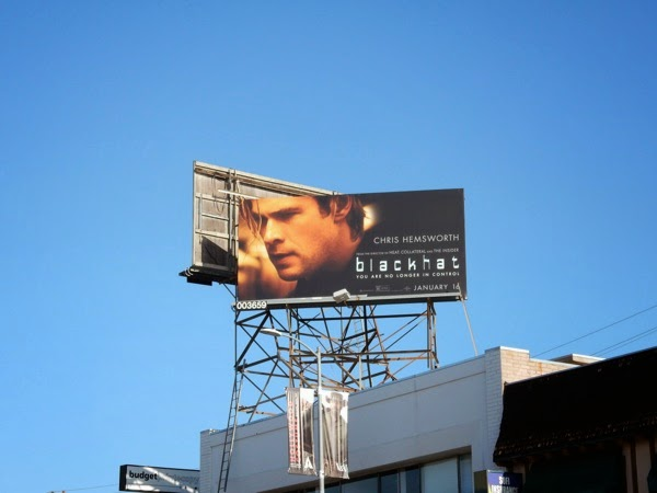 Blackhat billboard