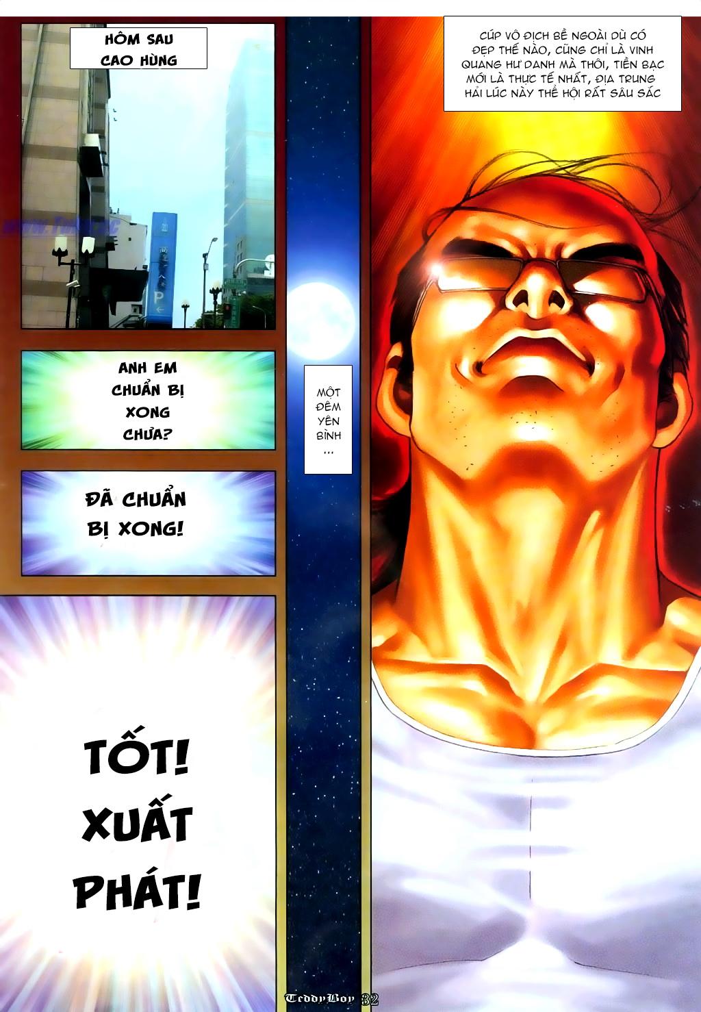 Người Trong Giang Hồ Chap 1084 - Truyen.Chap.VN