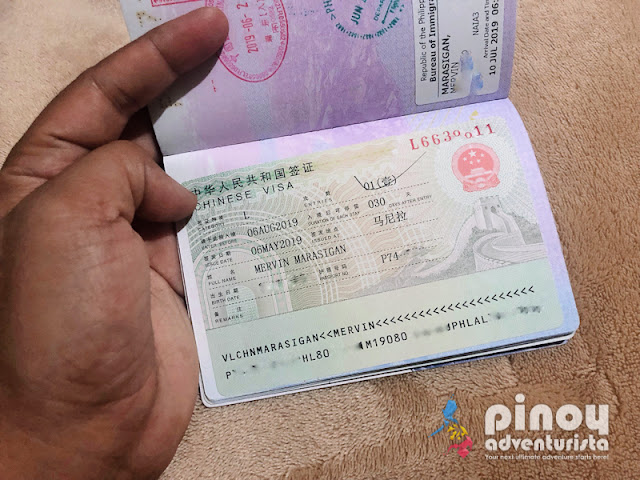 Chinese tourist visa application guide: Tips and reminders