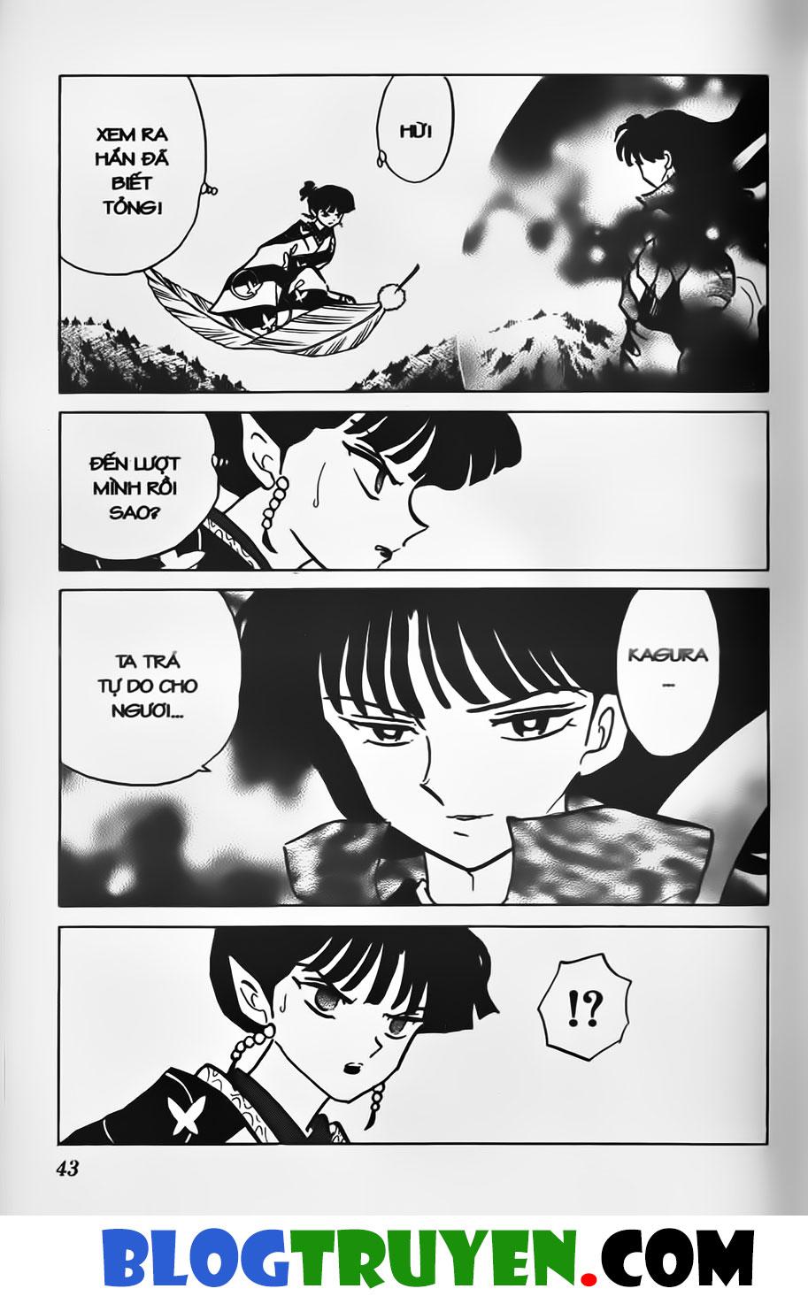 Inuyasha vol 38.3 trang 4
