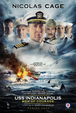USS Indianapolis: Men of Courage [2016] [DVDR] [NTSC] [Subtitulado]