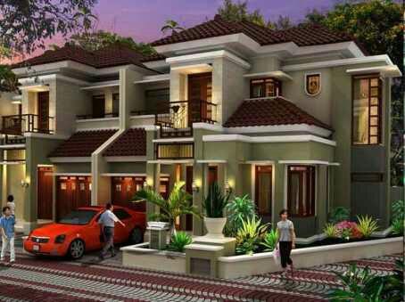 gambar rumah minimalis model terbaru bergaya - contoh